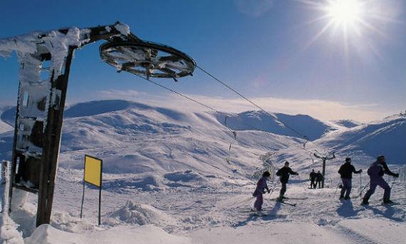 glenshee-ski